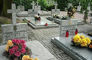 Cmentarz Kombatancki w Aleksandrowie