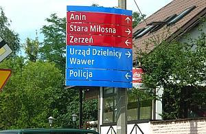Miejski System Informacji w Wawrze