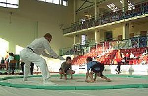 Grand Prix Wawra w mini-sumo i sumo