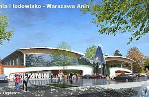 Ruszy�a budowa basenu w Aninie