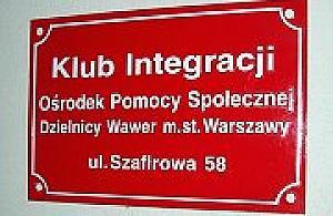 Klub Integracji - nowa plac�wka OPS