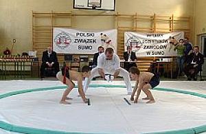 Sukcesy reprezentant�w Wawra w sumo