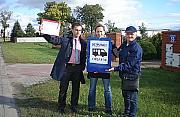 Szeligowska protestuje: uruchomili autobus bez ¿adnego przystanku!