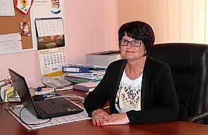 Katarzyna Tomporowska dyrektorem