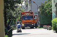 Mieszka�cy Br�dna: asfalt by� lepszy