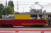 Wagon wodopojowy Tramwaj�w Warszawskich