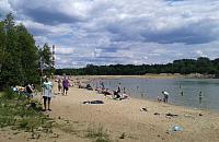 Mamy jezioro! Otwarcie 1 lipca