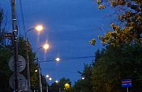 G��wna aleja Wawra. Ile pr�du zu�ywamy na t�... ciemno��?