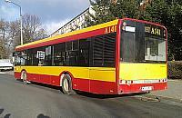 Od wrze�nia nowa linia autobusowa na Kole