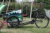 Rower cargo od Kury Domowej