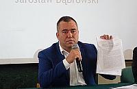 """D�browski za�o�y� fundacj�. """"Zmienimy ustaw� warszawsk�"""""""