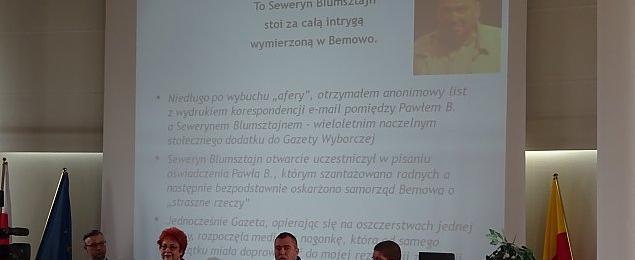 """""""Gazeta Wyborcza"""" kreowa�a rzeczywisto��? By�y wiceprezydent oskar�a"""