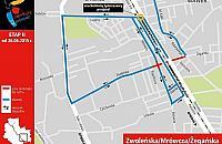 Du�e zmiany drogowe w Mi�dzylesiu, autobusy pojad� innymi trasami
