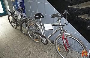 Z�odzieje rower�w odwiedzili Bia�o��k�