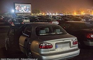 W Legionowie b�dzie kino samochodowe