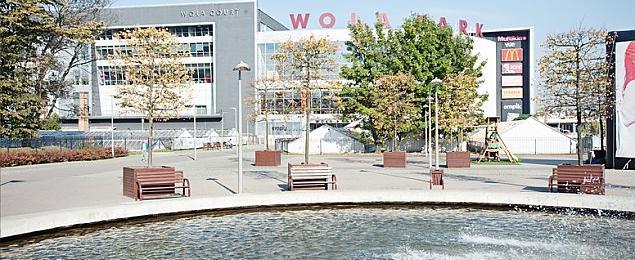 Nowy, wielki Wola Park po remoncie