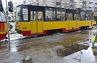Jezioro �ytnie i tramwajowy prysznic