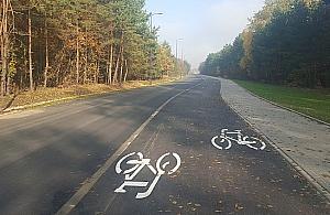 Droga do Czajki gotowa, skorzystali rowerzy�ci