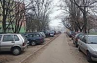 Strefa p�atnego parkowania na Bielanach?