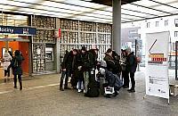 Prezenty dla pasa�er�w metra
