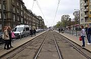 Nowa Obozowa z bonusami dla tramwajów i rowerów