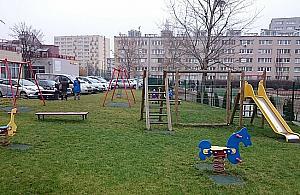 Nowy, lepszy teren przy Szegedy�skiej