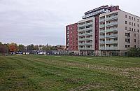 Plac do �wicze� pogodzi zwa�nione osiedla Wawrzyszewa?