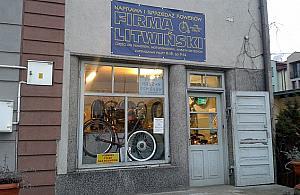 """Z zepsutym rowerem do """"Litwina"""". Od ponad siedemdziesi�ciu lat"""