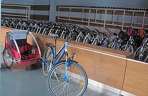 Zn�w b�dzie mo�na za darmo wypo�yczy� rower