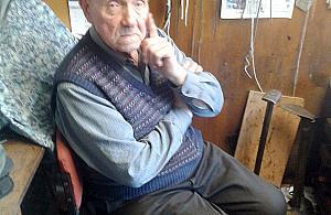 Szewc ze starej dobrej szko�y. Niemal 90 lat i wci�� rozchwytywany