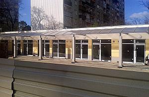 Mini-bazar na Sowi�skiego po metamorfozie
