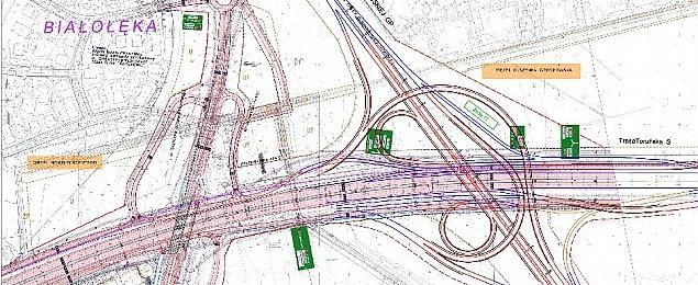Czy trasa szybkiego ruchu podzieli Zielon� Bia�o��k�?
