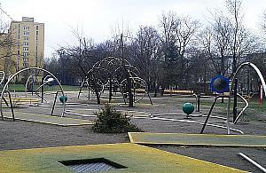 Otwieraj± Park Trampolin. Piknik na AWF
