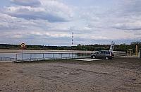 Samochodem do jeziora. Potrzebujemy linii dowozowej?