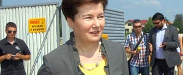 Prezydent Warszawy przed s�dem. Gro�� jej dwa lata wi�zienia
