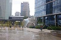 Plac Europejski otwarty. Azjatycka elegancja w centrum Warszawy
