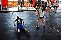 CrossFit w sp�dnicy - tylko na Targ�wku