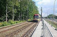 Marymoncka z szybkim tramwajem. Wrzeciono protestuje