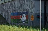 Nowy mural na Woli. Kim jest Khadija Ismayilova?