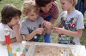 Niedziela dla dzieci w Parku Bródnowskim