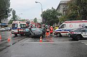 ¦mieræ czyha na pieszych z Bielan. Najgorszy wynik w Warszawie