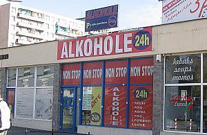 Mamy najwiêcej sklepów z alkoholem, najrzadziej chodzimy do teatru. Sonda¿ o Targówku
