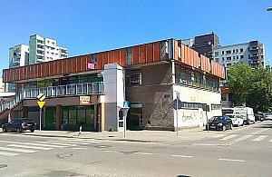 Mieszkania w miejscu pawilonu na Piotra Skargi