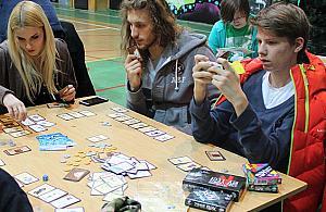 Zgrany Wawer, czyli renesans gier planszowych