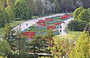 Kiczowaty, nowoczesny i na rozdro¿u. Park Szymañskiego wci±¿ wizytówk± Woli