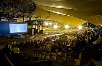 Kino pod chmurk� wraca na Jelonki. Doskona�e filmy w parku G�rczewska