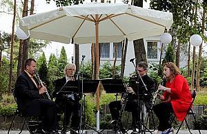 Letnie koncerty w Falenicy