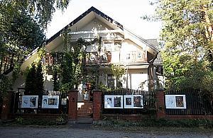 Niezwyk�a Galeria w Choszcz�wce. Pocz�tek roku z pota�c�wk�