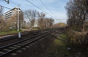 Schody nad Górczewsk± po³±cz± dwie dzielnice