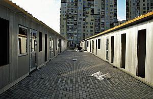 Nowy termin otwarcia bazaru przy Trockiej